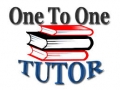 We offer one to one tutoring