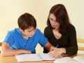 Tutoring a teen